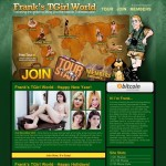 Franks T-girl World login 2016 January
