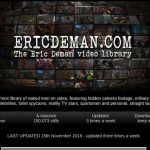 Free gay ericdeman.com password