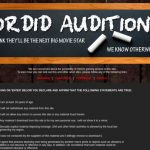 Free gay sordid auditions password