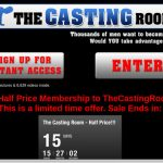 The Casting Room username and pass 2016 November