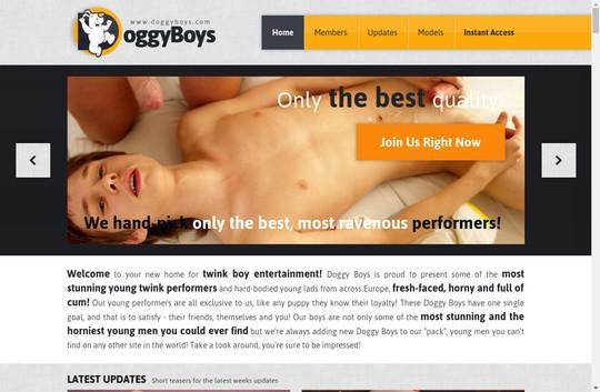 Doggy Boys new accounts