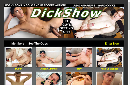 Dick Show username and pass 2017 June