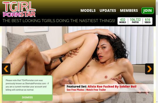 T Girl Pornstar free access